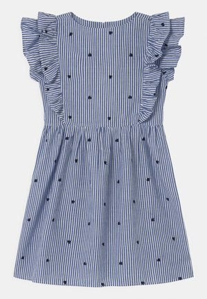 NKFFEMMA  - Shirt dress - dusty blue