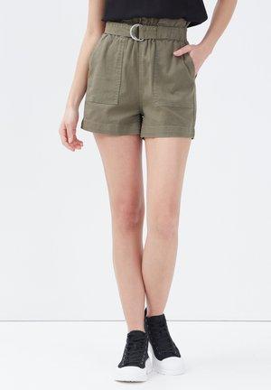 Shorts - vert kaki