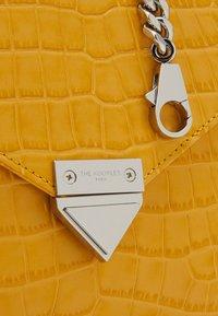 The Kooples - BARBARA - Across body bag - yellow - 5
