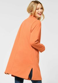 Street One - Short coat - orange - 1