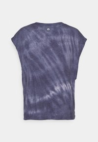 Cotton On Body - LIFESTYLE SLOUCHY MUSCLE - Basic T-shirt - periwinkle - 1