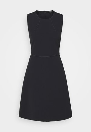 DRESS - Korte jurk - blue navy