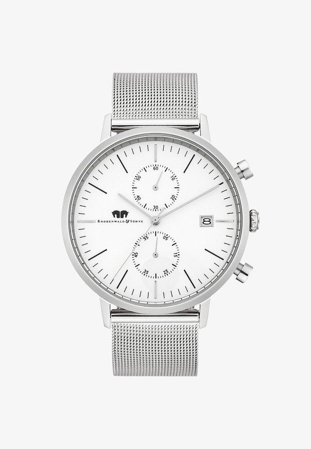 HYPERSTAR  - Chronograph watch - silver