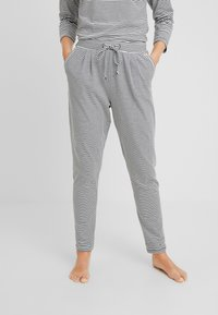 Short Stories - PANTS LONG - Pyjamahousut/-shortsit - black - 0