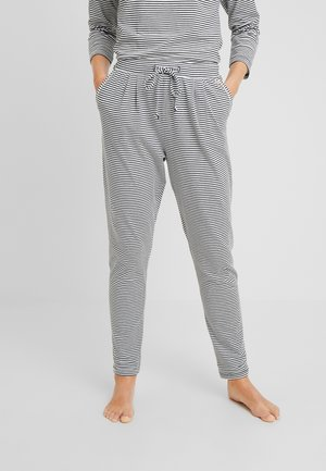 PANTS LONG - Pyjama bottoms - black