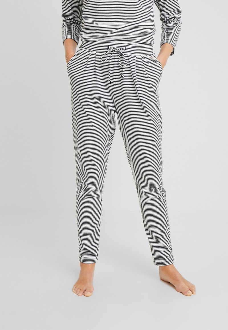 Short Stories - PANTS LONG - Pyjamahousut/-shortsit - black