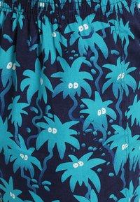 Lousy Livin Underwear - PALMS - Boxer shorts - navy - 2