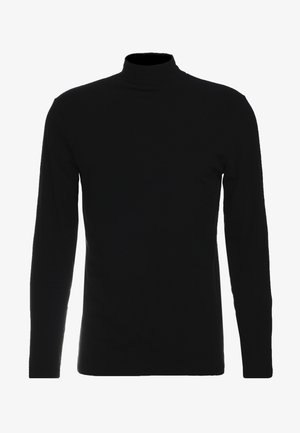 TAMO - T-shirt à manches longues - black