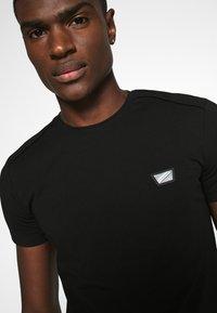Antony Morato - SUPER SLIM FIT - Camiseta básica - black - 5
