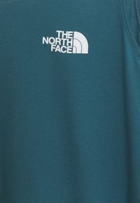 The North Face - W SIMPLE DOME TANK - Débardeur - mallard blue - 6