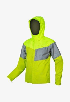 URBAN LUMINITE 3 IN 1 - Outdoor jacket - gelb