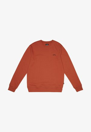 ORIGINAL ARCH - Sweatshirt - burnt orange