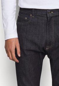 N°21 - PANTALONE - Jeans Straight Leg - indaco - 3