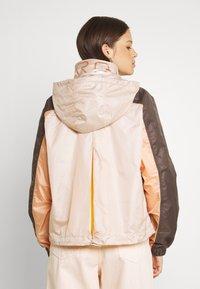 Jordan - FUTURE - Summer jacket - particle beige/ironstone/red bronze - 2