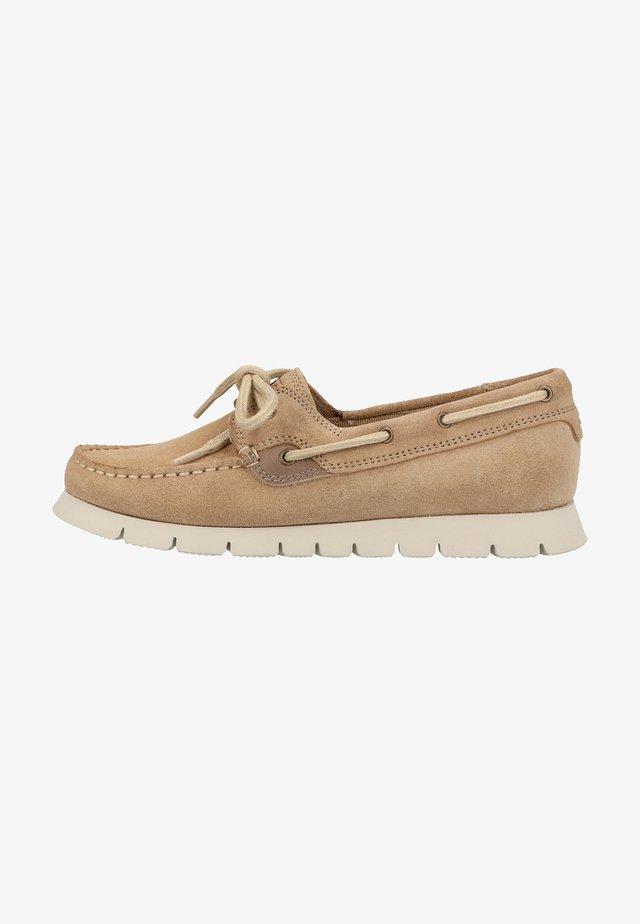 Bootschoenen - natural c