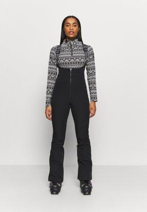 STRUTT - Zimní kalhoty - black