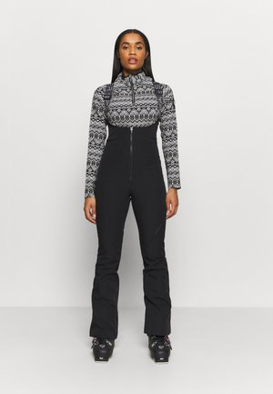 STRUTT - Snow pants - black