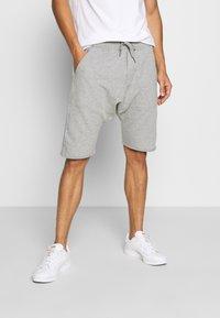 Schott - Shorts - heather grey - 0