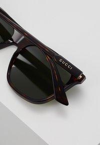 Gucci - Sluneční brýle - havana/brown - 5