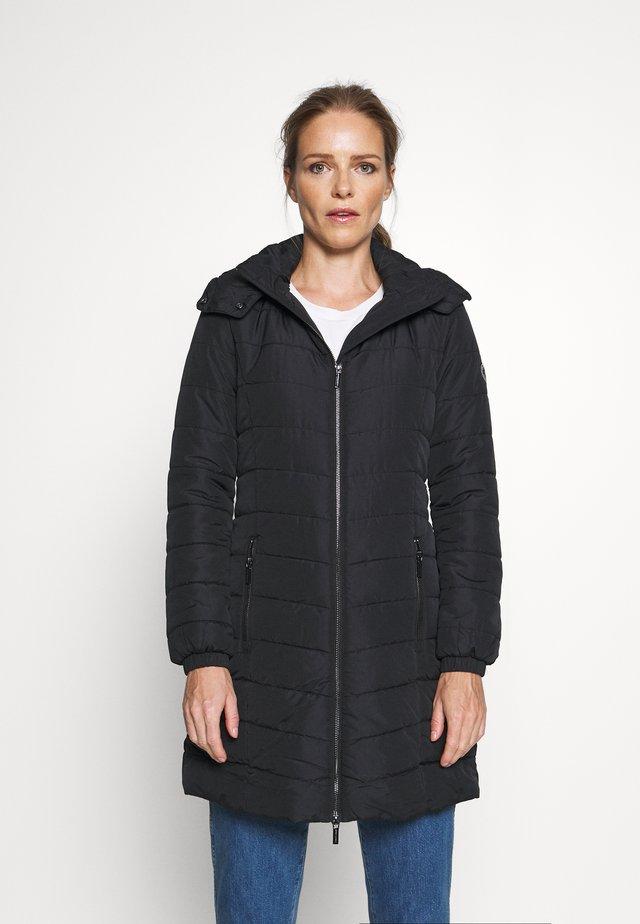 CABAN COAT - Mantel - black