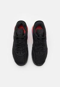 Jordan - 2700 POINT LANE UNISEX - Basketball shoes - black/dark concord/infrared 23 - 3