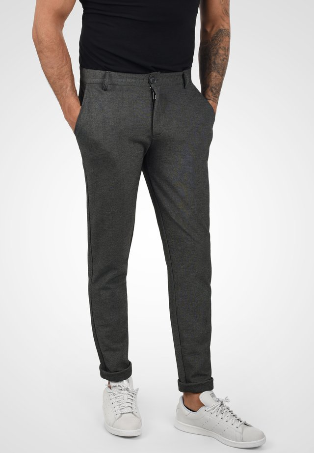 CHINOHOSE COLIN - Chinos - charcoal