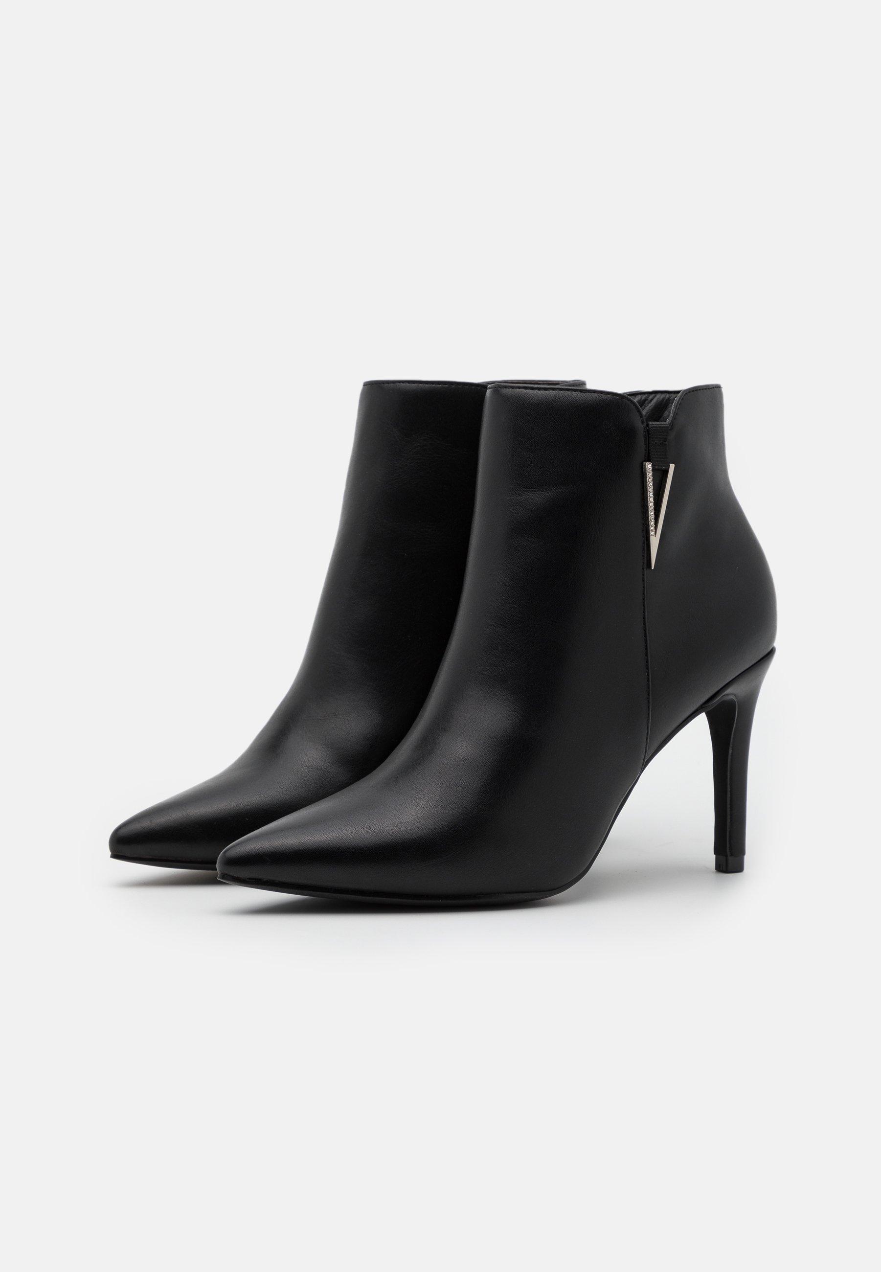 KHARISMA High Heel Stiefelette soft nero/schwarz