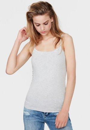 SINGLET - Top - light grey