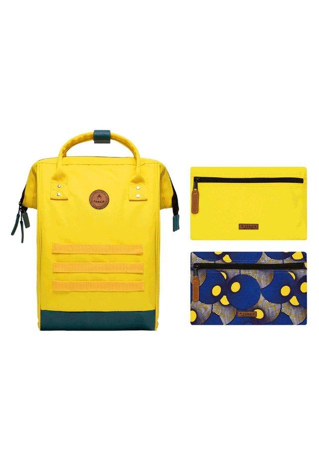 Rucksack - lisbonne gelb