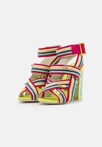 Kat Maconie - ARABELLA - Sandály na vysokém podpatku - multibrights - 2