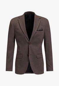 WE Fashion - Blazer jacket - brown - 5