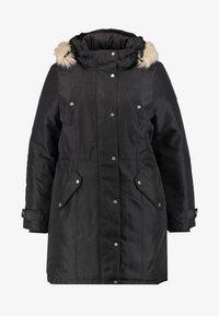 Vero Moda Curve - VMTROK EXPEDITION  - Winter coat - black - 5