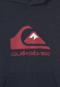 Quiksilver - BIG  YOUTH - Hoodie - navy blazer heather - 2