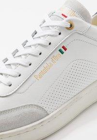 Pantofola d'Oro - MESSINA UOMO - Baskets basses - bright white - 5
