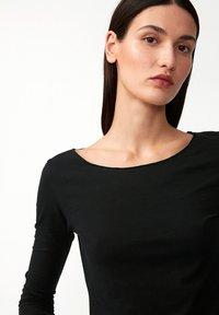ARMEDANGELS - EVVAA  - Long sleeved top - black - 3