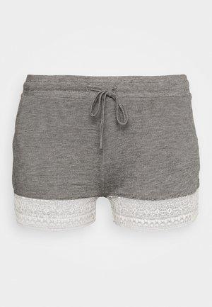 WARM DAY SHORT - Pyjama bottoms - gris