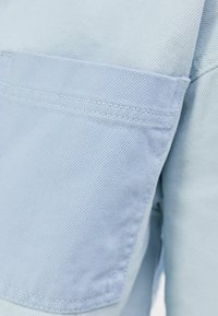 Bershka - Denim jacket - blue denim - 5