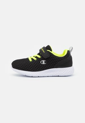 LOW CUT SHOE SPRINT UNISEX - Sports shoes - black