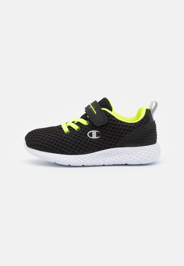 LOW CUT SHOE SPRINT UNISEX - Chaussures d'entraînement et de fitness - black