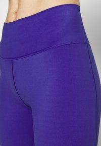 adidas Performance - BELIEVE THIS 2.0 AEROREADY SPORTS COMPRESSION LEGGINGS - Tights - royal blue - 3