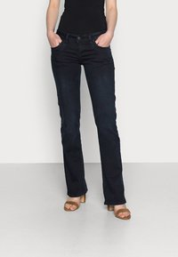 LTB - VALERIE - Bootcut jeans - camenta wash - 0