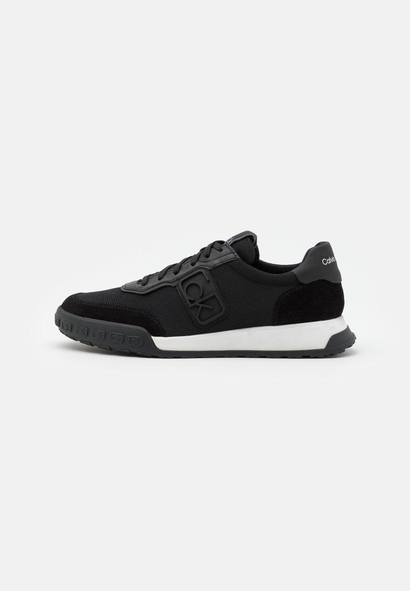 Calvin Klein - PARKER - Sneakers laag - black