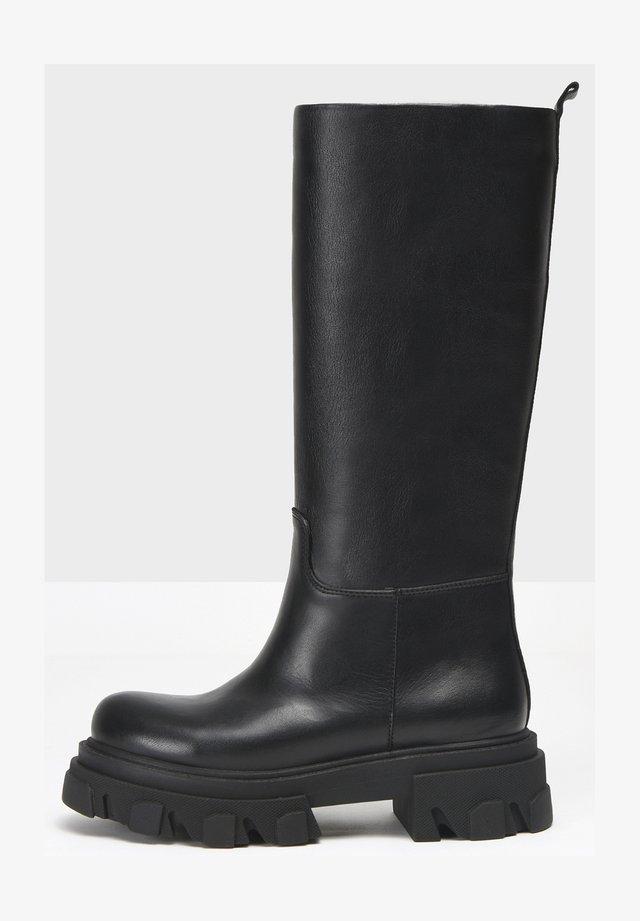 Høje støvler/ Støvler - black blk