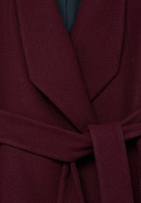 Mango - IN WICKEL-OPTIK - Winter coat - bordeaux - 8