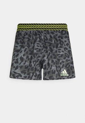 ADIZERO SPLIT - Pantalón corto de deporte - grey six