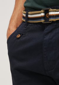 INDICODE JEANS - ROYCE - Shorts - navy - 3