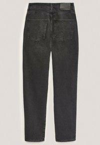 Massimo Dutti - Straight leg jeans - black - 6