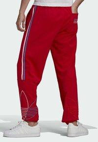 adidas Originals - FTO TP - Tygbyxor - scarlet - 1
