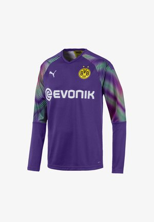 BVB REPLICA - Long sleeved top - prism violet