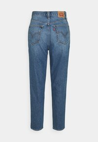 Levi's® - HIGH WAISTED MOM JEAN - Jeans Tapered Fit - eco blue - 6